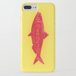 Swedish Fish iPhone Case