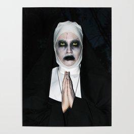 Valak Praying Poster