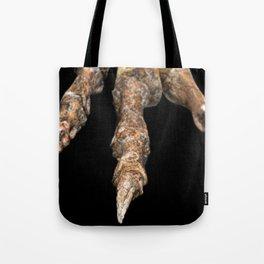 Jurrasic Park T Rex Tote Bag