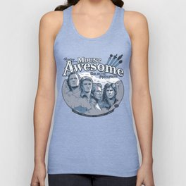 Mt. Awesome Unisex Tank Top