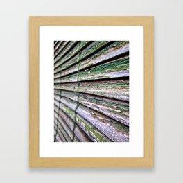 001 Framed Art Print