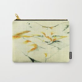 Fading Fox Carry-All Pouch