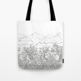 Hidden Things Tote Bag