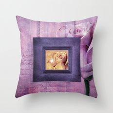 INTERFRAME Throw Pillow