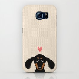 Dachshund Love iPhone Case