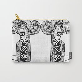 The Prayer,drawing Carry-All Pouch