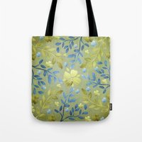 charmaine olivia Tote Bags featuring Olivia by Lisa Argyropoulos