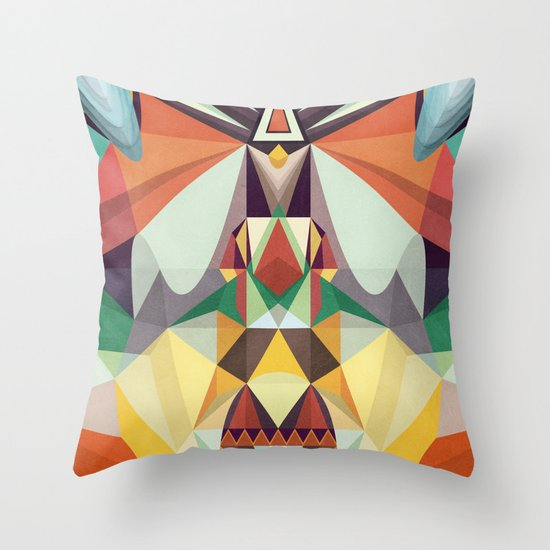 Going Somewhere Throw Pillow
