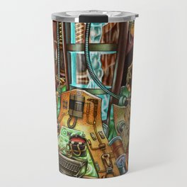 It's bigger on the inside Travel Mug