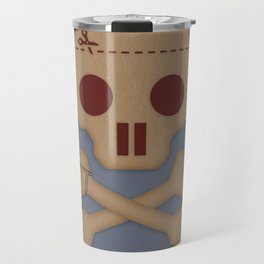 Paper Pirate Travel Mug
