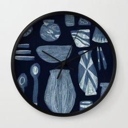 Dinnerware for Evening, 1958 Wall Clock