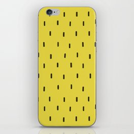 Dash iPhone Skin