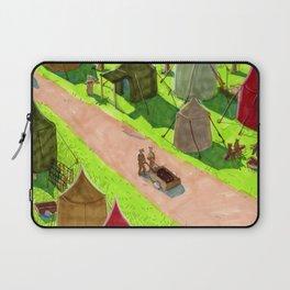 Aslan's camp Laptop Sleeve
