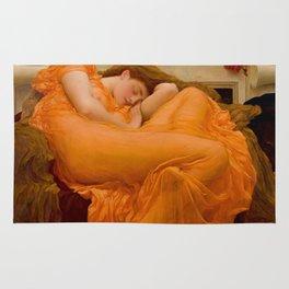 "Frederic Leighton ""Flaming June"" Rug"