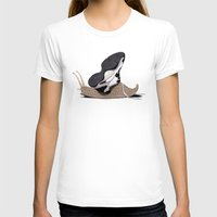 sneaker T-shirts featuring The Sneaker (Wordless) by rob art | illustration