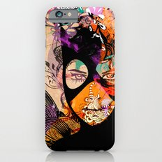 Superheroes SF iPhone 6s Slim Case