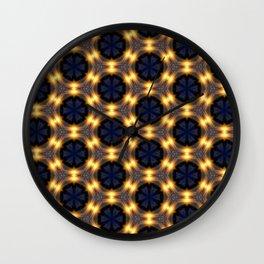 Light Magic Wall Clock