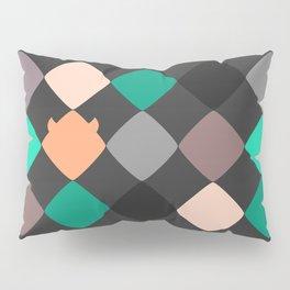 Cool Hug of Geometric Rebelion Pillow Sham