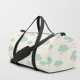Cloud Formations Duffle Bag