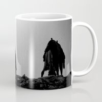 egypt Mugs featuring Camel, Egypt by DLS Design