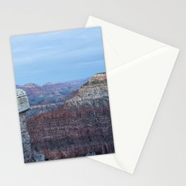 Early Evening at Grand Canyon No. 2 Stationery Cards