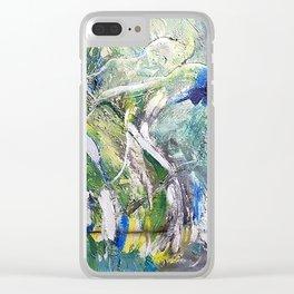Danser au crépuscule Clear iPhone Case