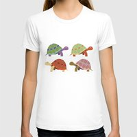 turtles T-shirts featuring Turtles by TypicalArtGuy