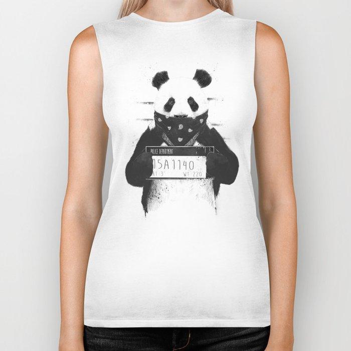 Bad panda Biker Tank