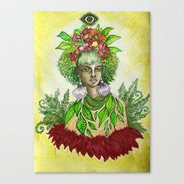 Demeter Canvas Print