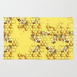 Honey Hive Rug
