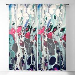 Tadaaaa - an abstract acrylic swipe Blackout Curtain