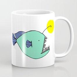 Deep Sea Anglerfish Coffee Mug