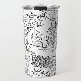 Chaos Travel Mug