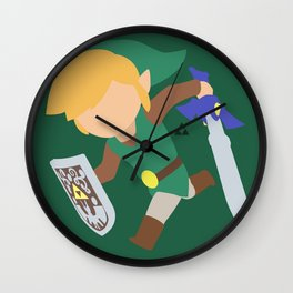 Toon Link(Smash)Oracle Wall Clock