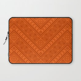 Tipi's (Orange) Laptop Sleeve