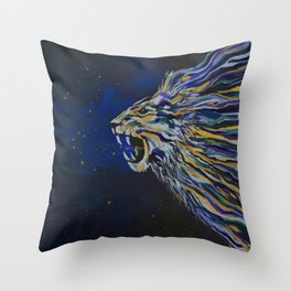 In The Beginning #2 Throw Pillow