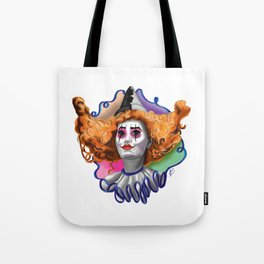 Circus Queen Tote Bag