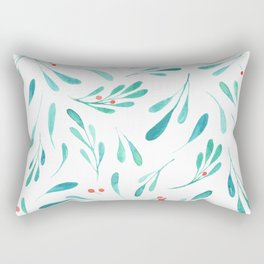 Holiday leaves Rectangular Pillow