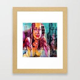 In Decline Framed Art Print