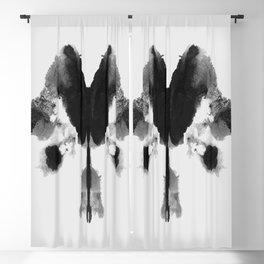 Form Ink Blot No. 30 Blackout Curtain
