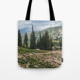 Wasatch Mountains, Utah Tote Bag