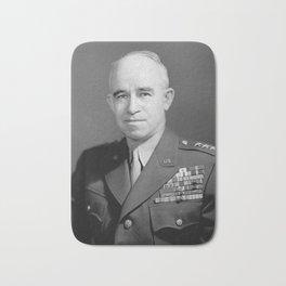 General Omar Bradley Bath Mat