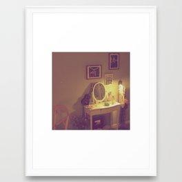 Let me Be Framed Art Print