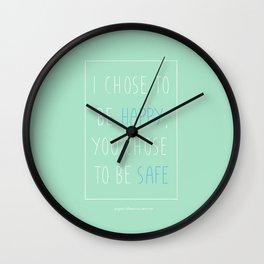 You Chose Wall Clock