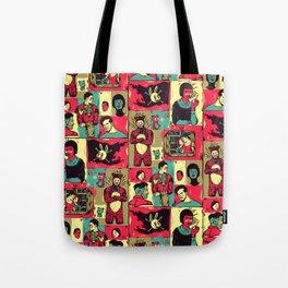 Random_things06.jpg Tote Bag
