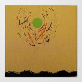 Shadarobah Sun Canvas Print