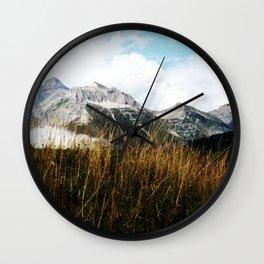Le Grand Ferrand Wall Clock