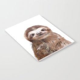 Little Sloth Notebook