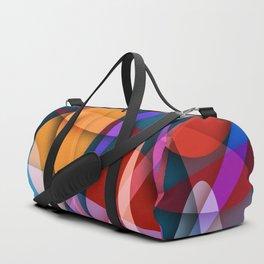 Abstract #358 Duffle Bag