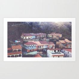 Tbilisi - Georgia Art Print